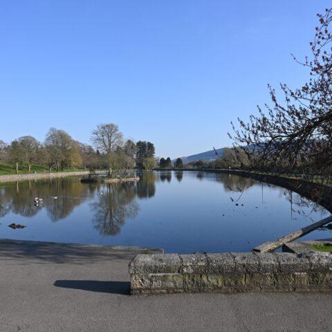 Cyfartha Park Lake