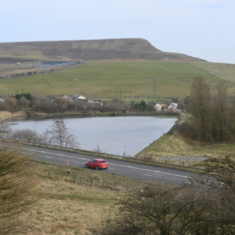 Penywern Ponds – Top and Middle
