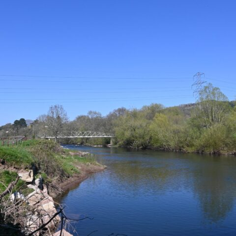River Usk – Abergavenny Town Water